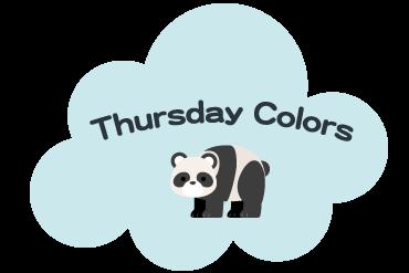 thursdaycolors